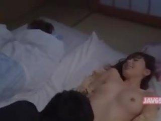 Beautiful Seductive Japanese damsel Fucking